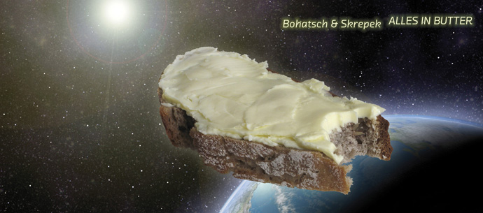 Bohatsch&Skrepek - Alles in Butter Album Cover